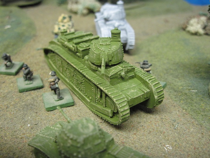 French Char 2C