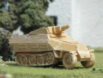 251/9 Halftrack 75mm Short (Stump)