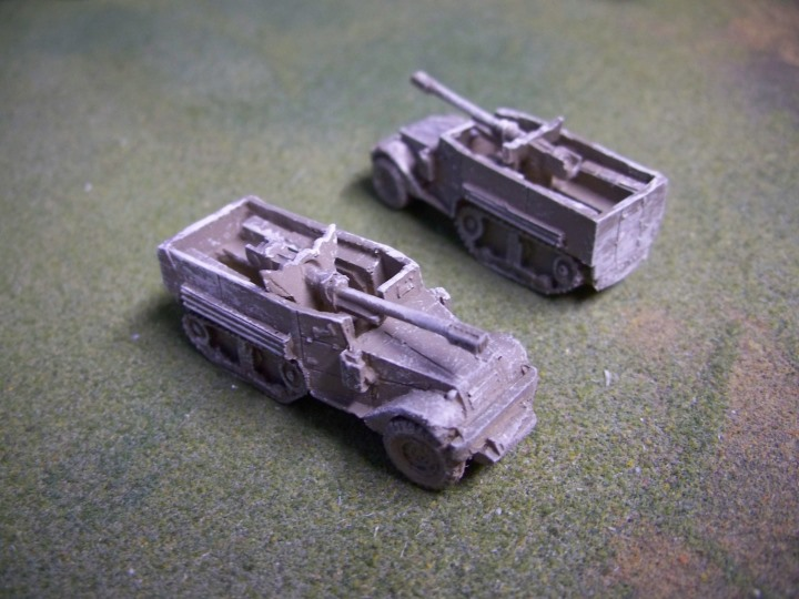 Israeli M3 Halftrack with 90mm AT