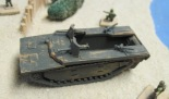 LVT 4 Tractor w/Curved Plate Armor
